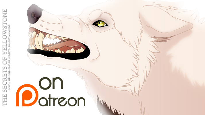 The Secrets of Yellowstone Patreon! by Hotah-Wahya