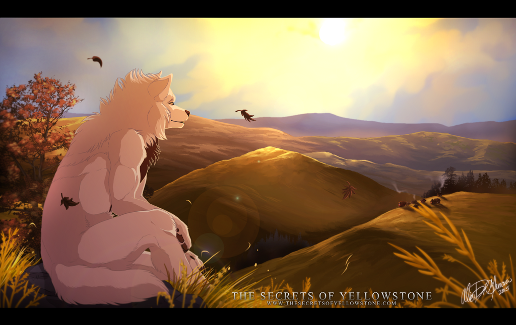 Looking at the Distance by Hotah-Wahya