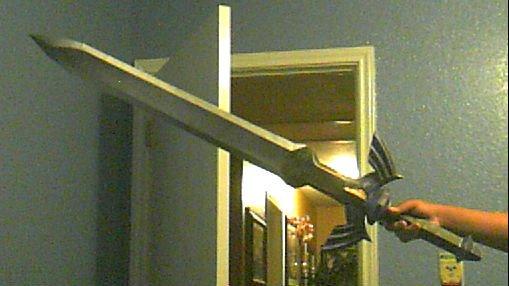 Papercraft Master Sword by Jessguy240 on DeviantArt