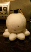 Koro-sensei Blank Plush
