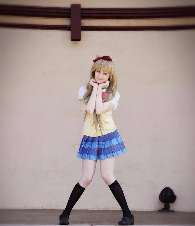Kotori on Stage by KisaCosplay