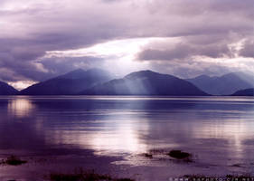 Loch Linhe, Scotland by lovablepsycho