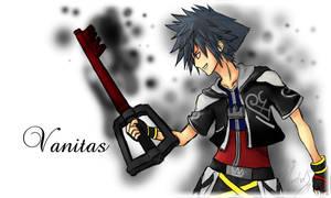 Kingdom Hearts Vanitas fanart