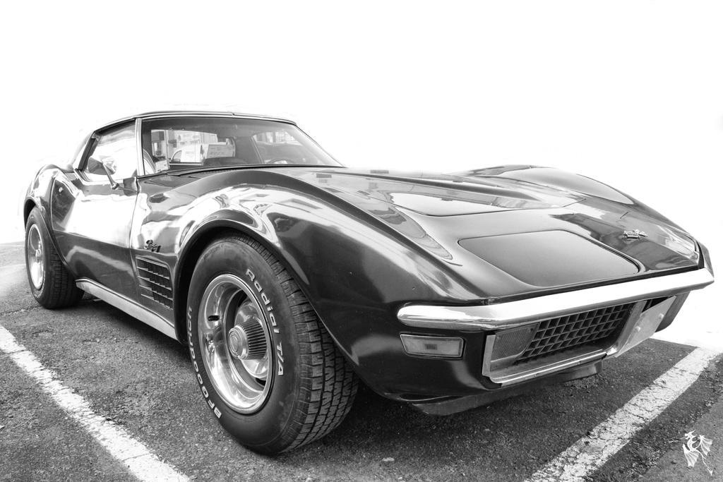 corvette stingray 1969 by phoenix07700 - Corvette Stingray 1969 Wallpaper