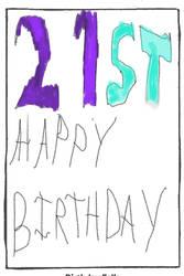 Penup-happy birthday