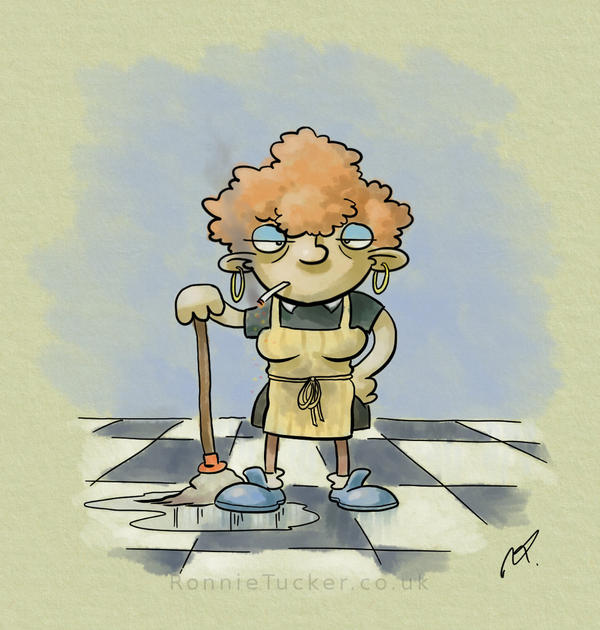 Agnes the Cleaner