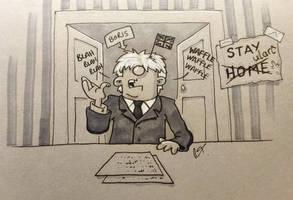 boring Boris