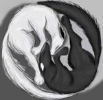 Ying-Yang Wolves