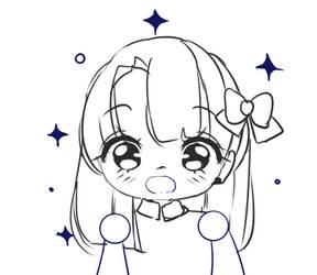 sketch chibi