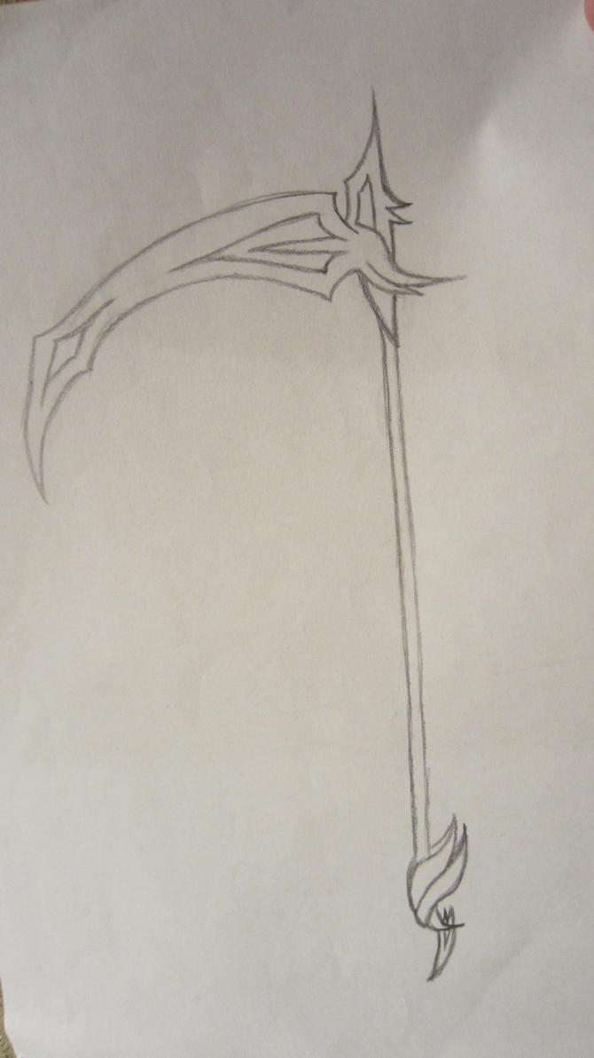 Montenuria (scythe finished with name) by pikafoomoo