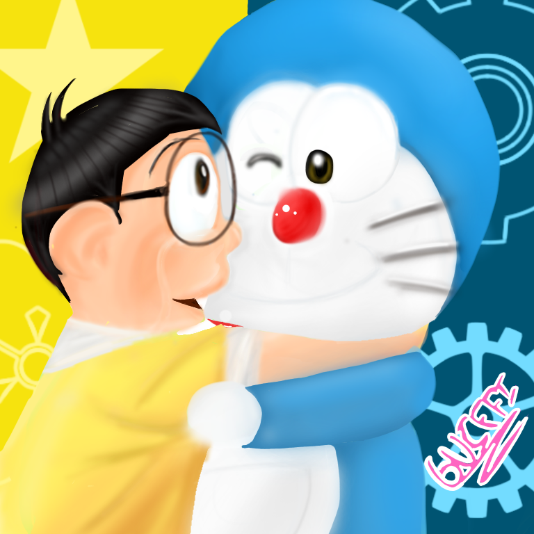 Stand By Me Doraemon.. By GuiFFI On DeviantArt