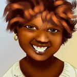 pad #3: Malagasy Girl