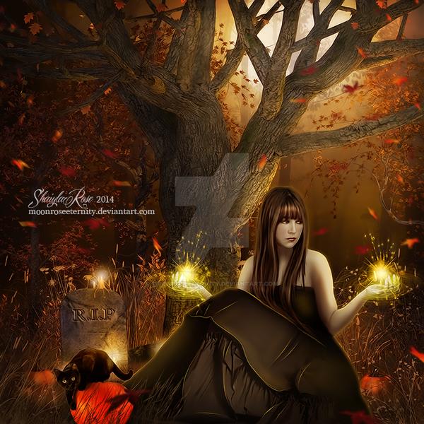 Autumn Spells by MoonRoseEternity