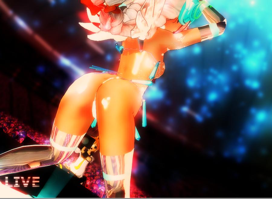 Pretty Rave Girl 2 by Yagakoro