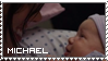 Baby Michael Stamp by Rusi-chan