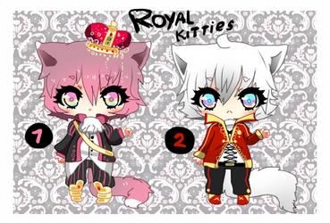 Royal neko Boys - Auction - CLOSED by Hinaxsaki