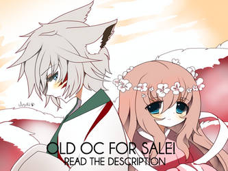 OLD OC For sale by iAyuki