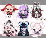 Cutie loli Adoptables - CLOSED