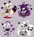 Halloween Themed - Kemonobabs /price lowered- CLSD
