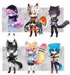 Emergency Adopts - CLOSED TY