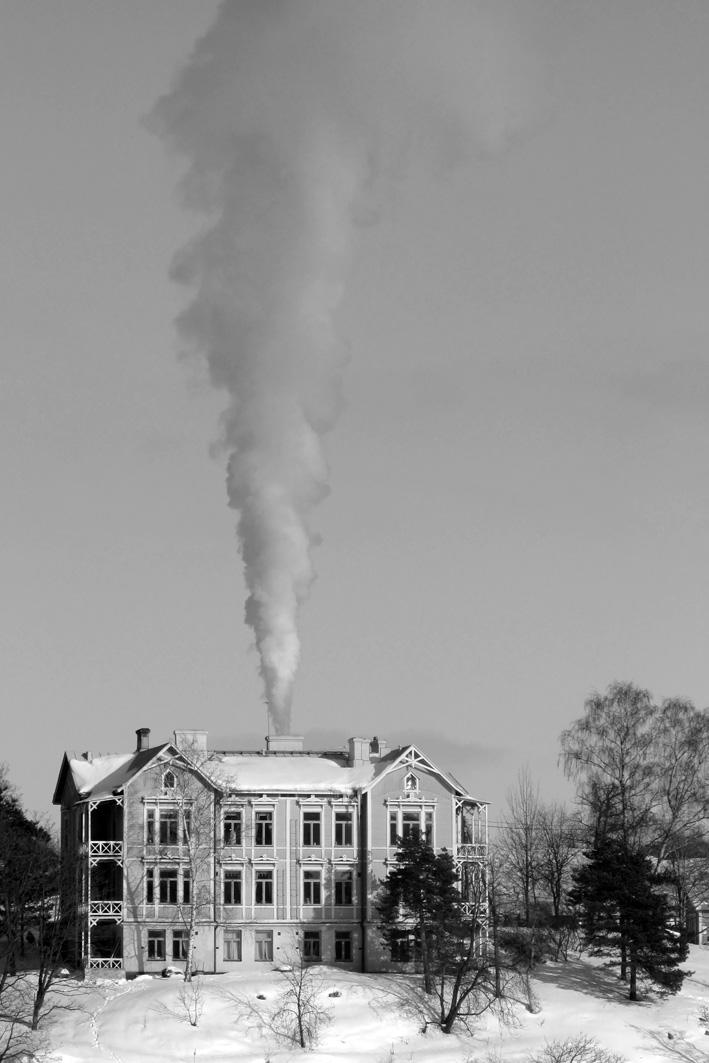 Smoking House by BlackBunik