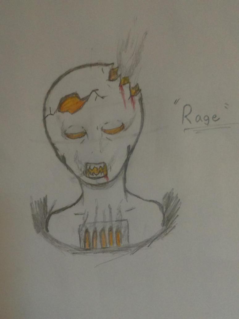 Rage by serpentlily