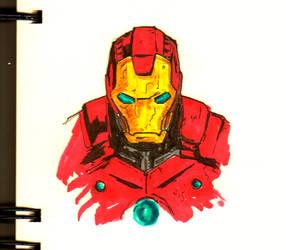 #10 Iron Man