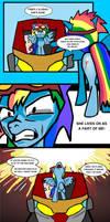 Row Row Fight da Pony