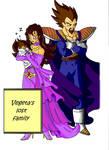 Vegeta's lost family