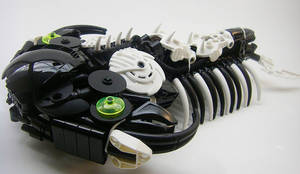 Bionicle MOC: Trilobite by LordObliviontheGreat