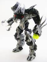 Bionicle MOC: Mantax by LordObliviontheGreat