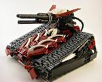 Bionicle MOC: Devastation Tank