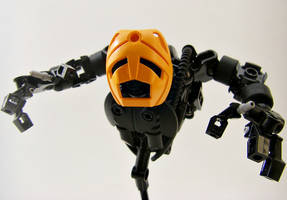 Bionicle MOC: Ghost of Halloween by LordObliviontheGreat