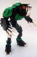 Bionicle MOC: Beast of Terror by LordObliviontheGreat