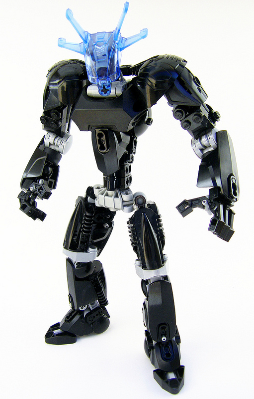 Bionicle MOC: Lord Oblivion by LordObliviontheGreat