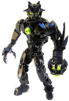 Bionicle MOC: Fuerza