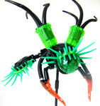 Bionicle MOC: Neural Parasite