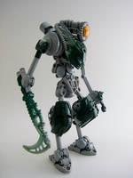 Bionicle MOC: Harvest by LordObliviontheGreat