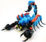 Bionicle MOC: Scorpion