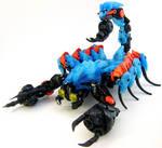 Bionicle MOC: Scorpion