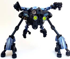 Bionicle MOC: Scavenge (Tinkerer Edition)