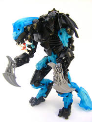 Bionicle MOC: Luminescent Lurker