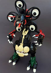 Bionicle MOC: Eyesaur