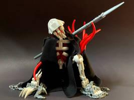 Bionicle MOC: The Tarnished