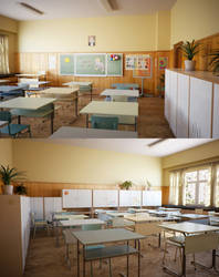 Classroom by NewmanBG