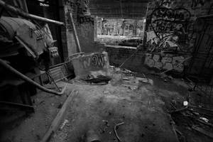 1191, Box Hill brickworks. by thespook
