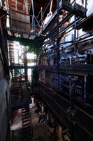 1155, old AMCOR papermill. by thespook