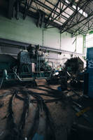 1139, old AMCOR papermill. by thespook