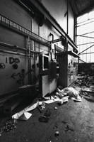 1136, old AMCOR papermill. by thespook
