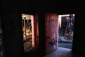 5824, old AMCOR papermill. by thespook